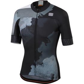 Sportful Bodyfit Team 2.0 Dolomia Maillot de cyclisme Homme, black